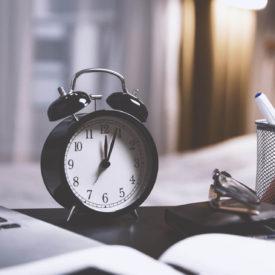 7 trin til at tage kontrollen over din tid og virksomhed